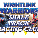 It's the 'Warriors Shale Track Racing Club'