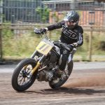DTRA Indian Motorcycles Flat Track Nationals Round 3 – Ammanford Half Mile Report