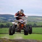 Dragon Quad Racing Round 6: Nora Motorsport British XC Championship at Shay Gate Farm